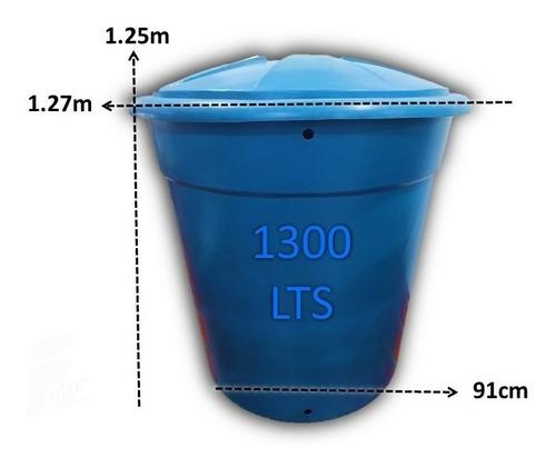 Tanque De Agua 1300 Litros