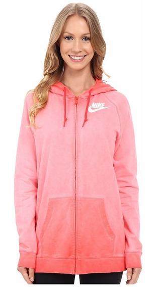 Sudadera Nike Dama Boyfriend Hoodie 802551 M Original
