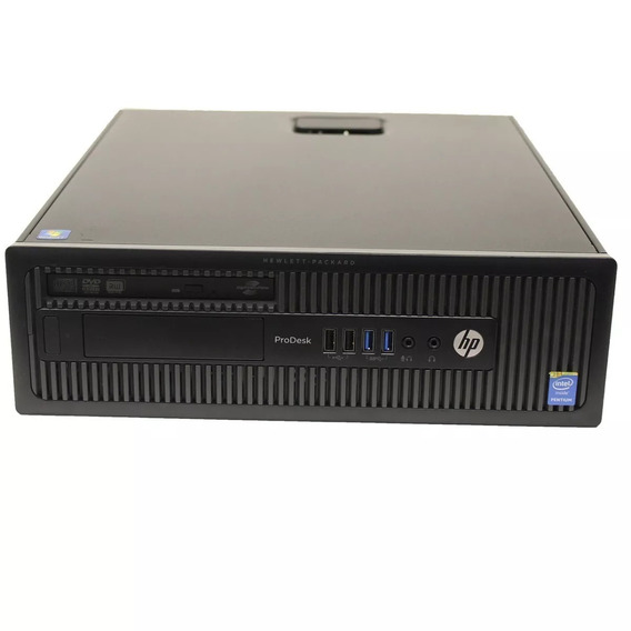 Hp Prodesk 600 G1 Intel Dual Core G3240 4gb Hd 240gb Ssd