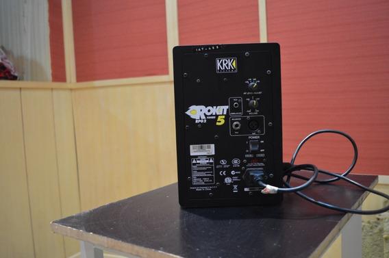 Monitor Ativo Krk Rokit Rp5