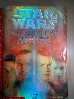 C33 Star Wars Jedi Apprentice Deceptions, Jude Watson