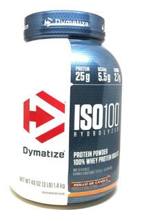 Proteina Dymatize Iso 100 3 Libras 45 Porciones Envío Gratis