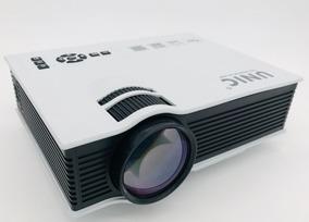 Projetor Data Show Profissional 800lumens Uc40 130polegadas