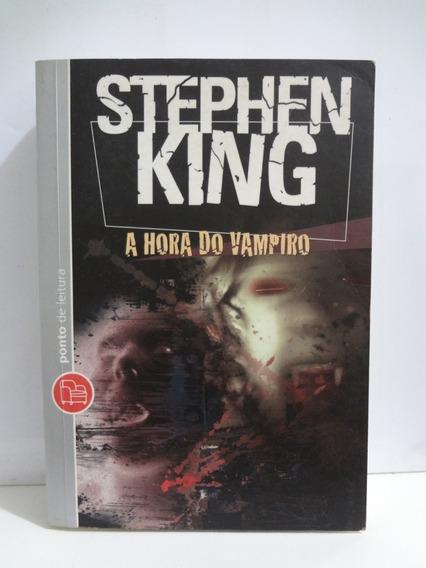 Livro A Hora Do Vampiro Stephen King - Livro De Bolso