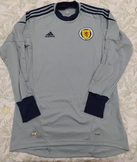 Camisa adidas Escócia Goleiro 2011/12 Original Da Época