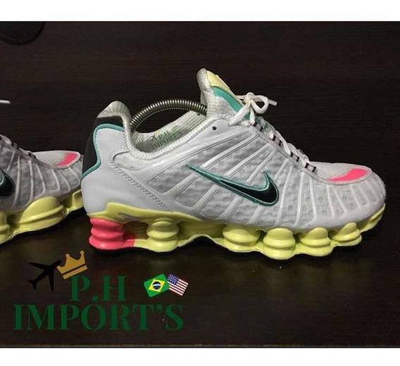 Tênis Nike Shox Tl - N42