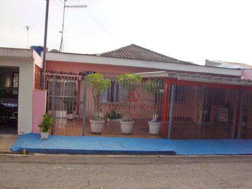 Casa Com 2 Dormitórios À Venda, 110 M² Por R$ 521.000,00 - Pirituba - São Paulo/sp - Ca0109