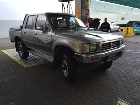 Toyota Hilux 4x4 Eje Rigido Nafta
