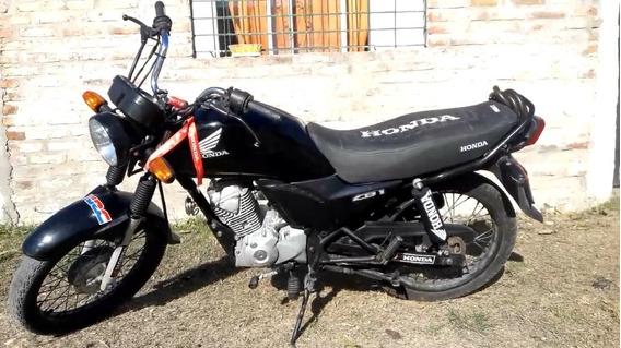 Vendo Moto Honda Cb1 125 (ofertón De Un Caño)