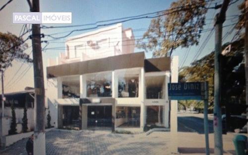 Imagem 1 de 10 de Predio Comercial Alto Da Boa Vista - V-4090