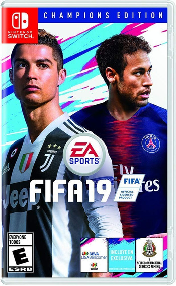 Fifa 19 Champions Edition Nintendo Switch (en D3 Gamers)