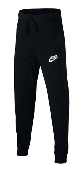 Pantalon Nike Jersey Negro Niño Tienda Oficial Nike