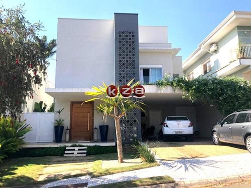 Imagem 1 de 30 de Casa Moderna Com 3 Suites A Venda Em Condomínio Em Valinhos - Ca01818 - 68469505