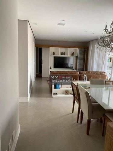 Imagem 1 de 15 de Apartamento Com 3 Dormitórios À Venda, 133 M² Por R$ 1.400.000,00 - Vila Ester (zona Norte) - São Paulo/sp - Ap1077