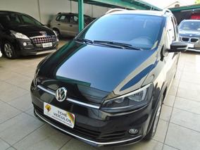 Volkswagen Fox Track 2017 Preta Flex