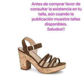 Sandalias Andrea Ankle Strap Alt. 9cms Mod. 266-2527