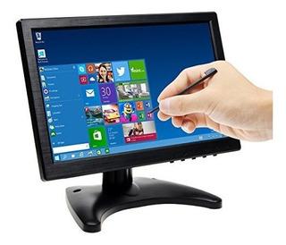Toguard Monitor De Pantalla Tactil Ips De 10.1 Pulgadas 1280