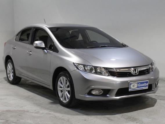 Honda Civic Lxr 2.0 16v Flex, Ayf1541