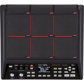 Roland Spd-sx Bateria Electrónica Octapad Percusión - Cuotas