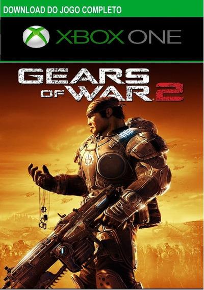 Gears Of War 2 Xbox One /xbox 360 Código 25 Dígitos Original