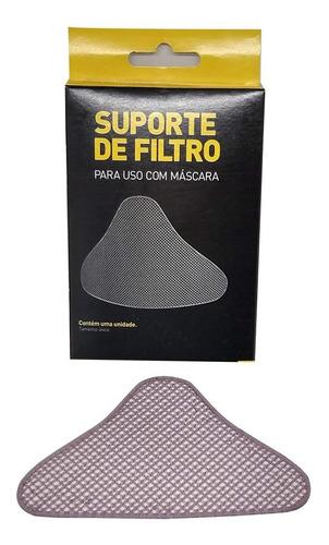 Suporte Em Tpu Para Máscara Fiber Knit 3d Tamanho M E G