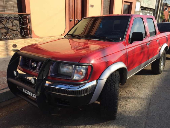 Nissan D22 4x4 Full Motor Liso