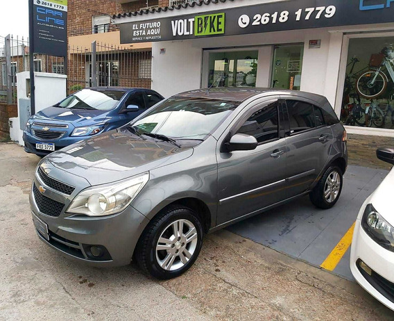 Chevrolet Agile 1.4 Ltz 2011 Permuto Financio