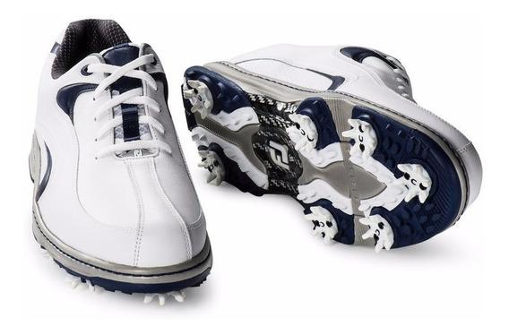 Zapato De Golf Footjoy Contour Series 54166 Ultimos Talles