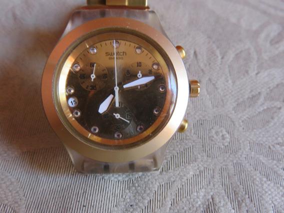 Relogio Swatch Cronografo