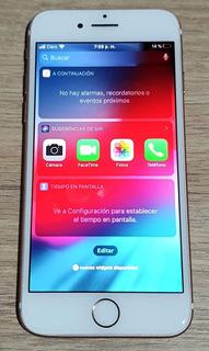 iPhone 7 Rosa-32 Gb-icloud, Imei,legal, Usado 81% Bateria