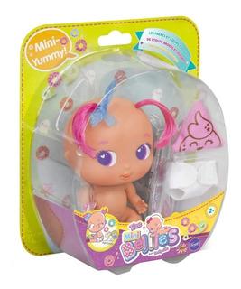 Bellies Mini Con Sonido Bebe Pinky Muak Yummy O Boo Famosa