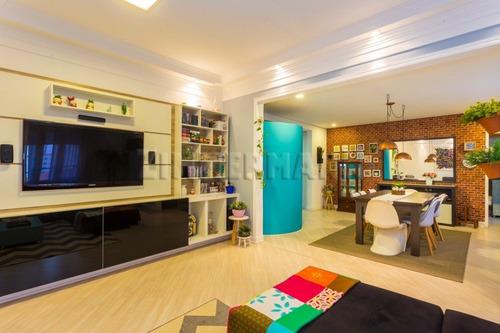 Imagem 1 de 15 de Apartamento - Higienopolis - Ref: 115979 - V-115979