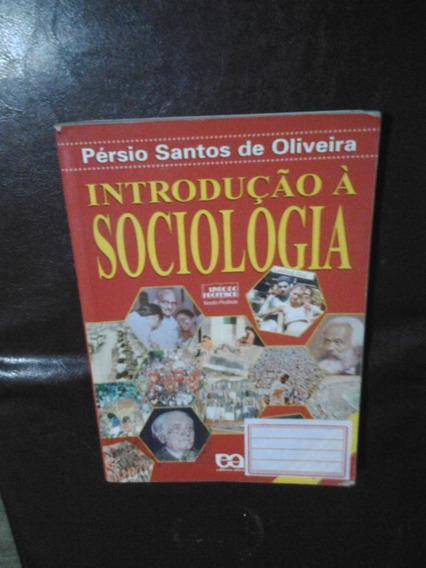Introdução A Sociologia Da Educação - Livro Do Professor