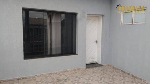 Imagem 1 de 19 de Casa, 270 M² - Venda Por R$ 650.000,00 Ou Aluguel Por R$ 3.500,00/mês - Centro - Votorantim/sp - Ca0008