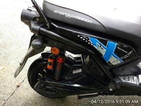 Scooter E Max Plus Electrica