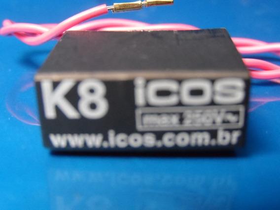 Filtro Supressor De Ruídos K-8, Original Marca Eicos