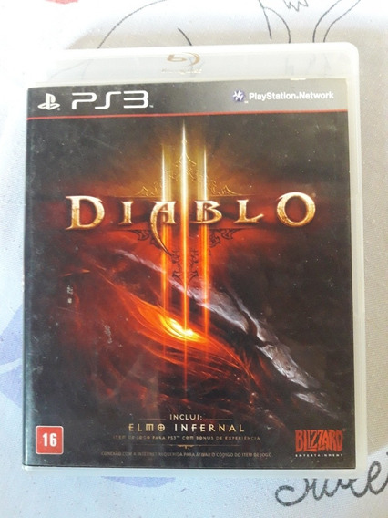 Diablo 3 Playstation 3 Português