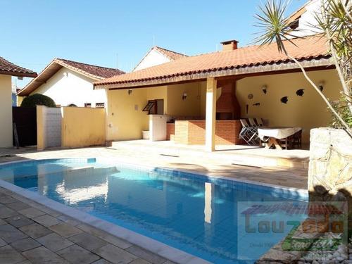 Casa Para Venda Em Peruíbe, Stella Maris, 3 Dormitórios, 2 Suítes, 1 Banheiro, 5 Vagas - 2482_2-908224