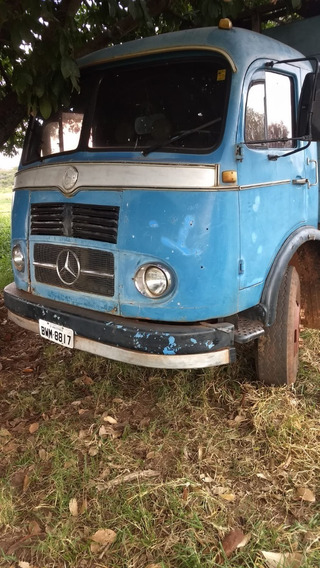Caminhão Mercedes Ano 1964