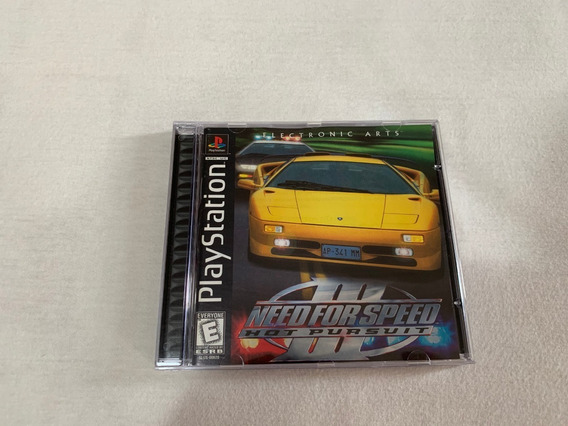 Need For Speed 3 Hot Pursuit Ps1 Original Completo Americano