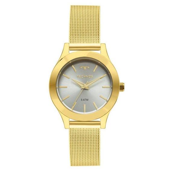 Relógio Technos Feminino Boutique - 2035mkr-4v Ganhe Brinde