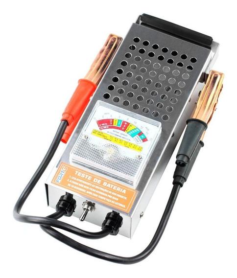 Teste De Bateria E Alternador Automotivo Analógico De 6v A 1