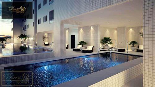 Imagem 1 de 6 de Apartamento Com 2 Dorms, Aviação, Praia Grande - R$ 345.000,00, 72m² - Codigo: 102 - V102