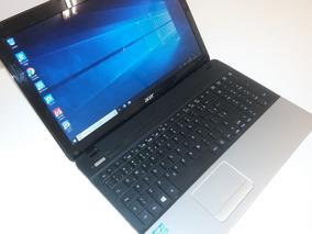 Notebook Acer E1-571 Proc I7 2630qm Ssd240 8gb Ram Top.