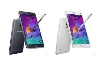 Samsung Galaxy Note 4 N910a Lte 4g 16mp 4k 3gb Ram 32gb 4q 1