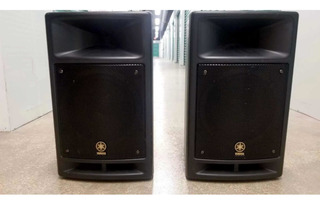 Amplificador Yamaha -portable Pa System Stagepas 300
