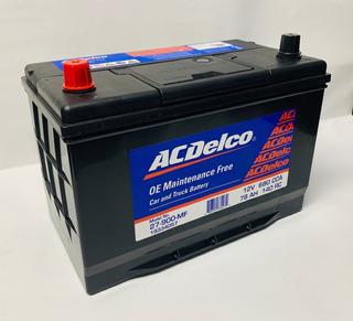 Bateria Acdelco 27-900 Jac 24 Voltios Camion Chino