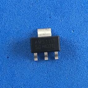 Regulador De Tensão 5.0v Ams1117 (10 Unidades)