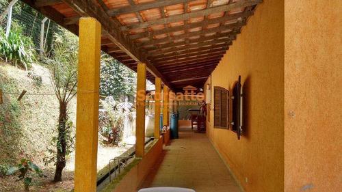 Chácara Com 4 Dorms, Parque Yara Cecy, Itapecerica Da Serra - R$ 800 Mil, Cod: 2135 - V2135