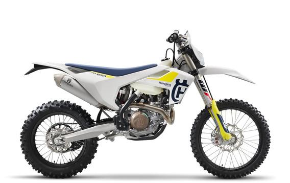 Husqvarna Fe 450 2018 0km No Ktm 450 Exc - Palermo Bikes